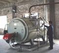 烟台燃油气供暖洗浴锅炉 3