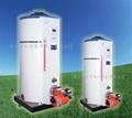 烟台燃油气供暖洗浴锅炉 1