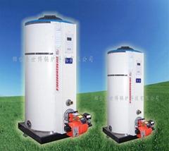 烟台燃油气供暖洗浴锅炉