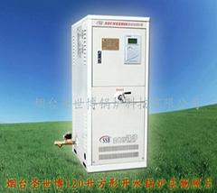 烟台锅炉100公斤电开水锅炉