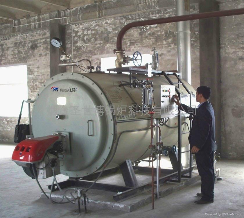 烟台锅炉燃油汽蒸汽锅炉 1