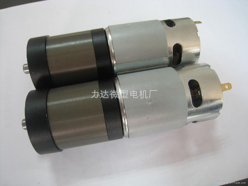 42JSX775行星齿轮减速电机 2