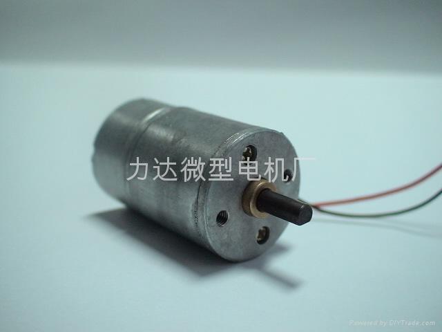 JS25LD280微型减速电机 1
