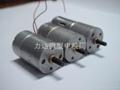 JS25LD280微型减速电机 2