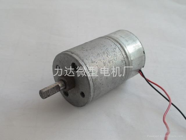 JS25减速电机 2