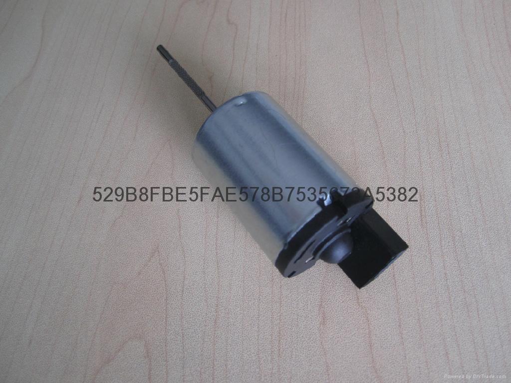 Car seat lumbar motor 1