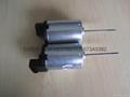 Car seat lumbar motor