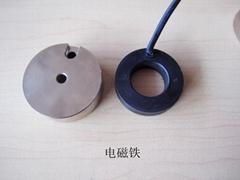electromagnet;magnetic plug
