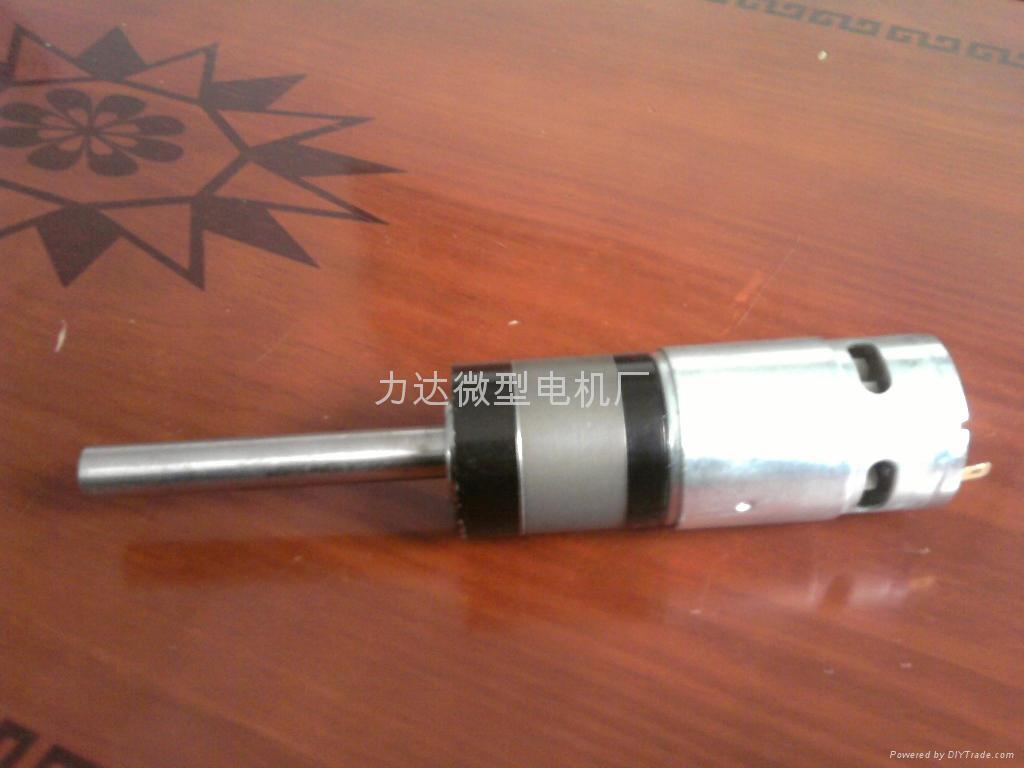 42JSX775行星齿轮减速电机 1