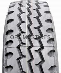 Truck tyre 11R22.5 11R24.5