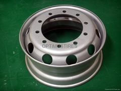wheels/rims for buses and trucks