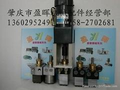 塗料齒輪泵5cc耐磨齒輪泵