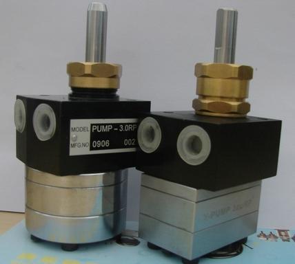 涂料齿轮泵5cc耐磨齿轮泵 3