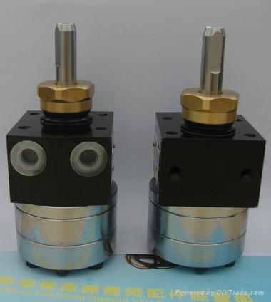 6cc水性油漆齿轮泵 3