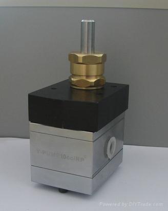 6cc水性油漆齿轮泵 2