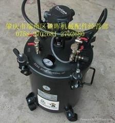 气动压力桶 搅拌压力桶
