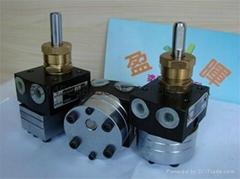 3cc方形水性油漆齒輪泵