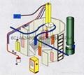 DSIK控制櫃昇降機盈暉靜電噴