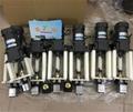 耐磨齿轮泵 5cc氟碳漆齿轮泵 3