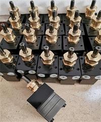 油漆齿轮泵3cc齿轮泵 盈晖YH水性油漆泵