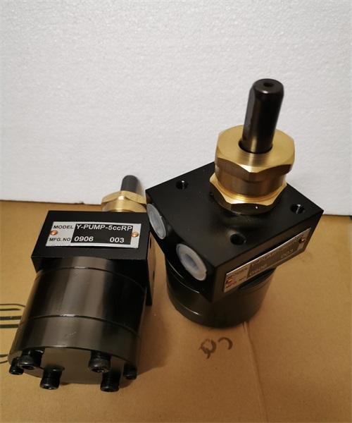 油漆齿轮泵3cc齿轮泵 盈晖YH水性油漆泵 4