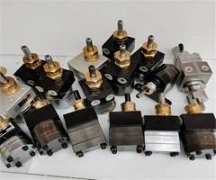 浙江水性漆齿轮泵  油漆齿轮泵浦 盈晖齿轮泵定做源头厂家