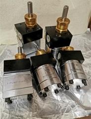 6cc涂层齿轮泵 6cc水性油漆齿轮泵