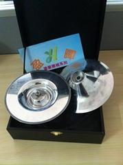 静电喷漆盘 订做喷漆旋碟雾化盘 不锈钢雾化盘