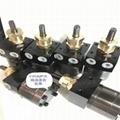清洗齿轮泵 PE木器漆齿轮泵 5ccUV油漆泵 5