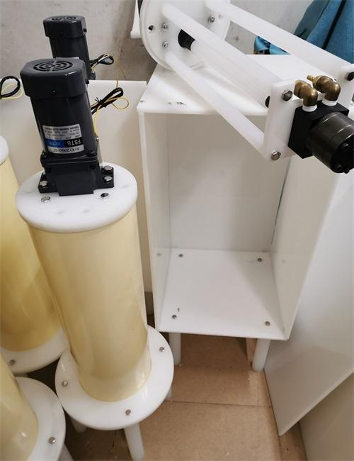 5cc涂层齿轮泵 Y-PUMP5ccRP油漆泵 5cc陶瓷漆齿轮泵 水性静电油漆泵 1