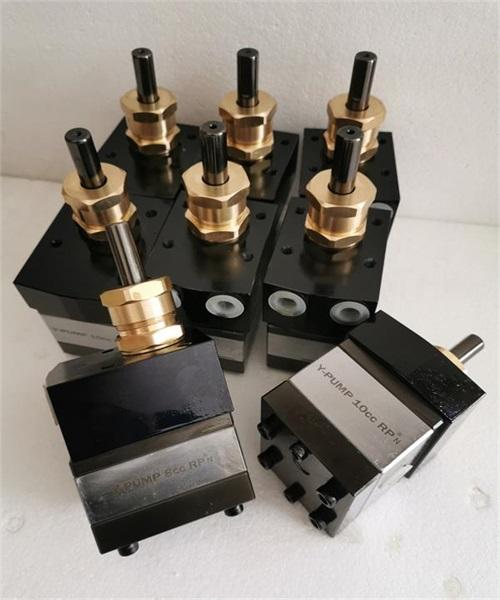 8cc油漆齿轮泵盈晖Y-PUMP8cc齿轮泵 1