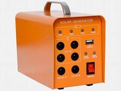 太阳能应急照明系统