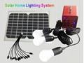 5W Solar Lighting System