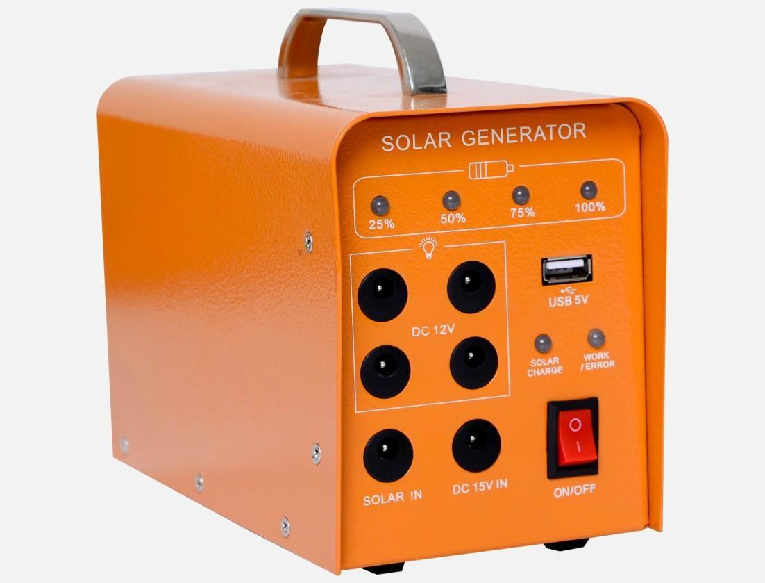 太阳能直流发电系统 3