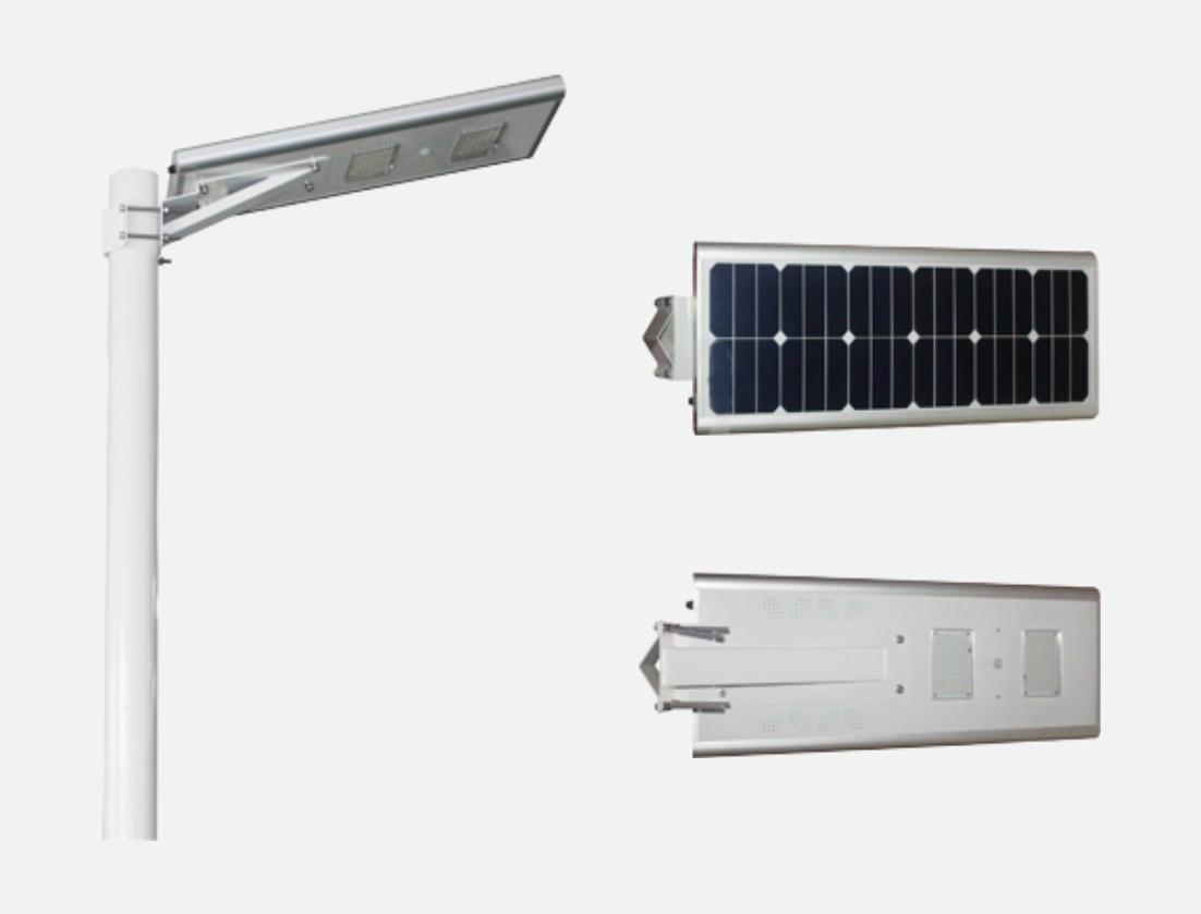 太阳能一体化路灯 1