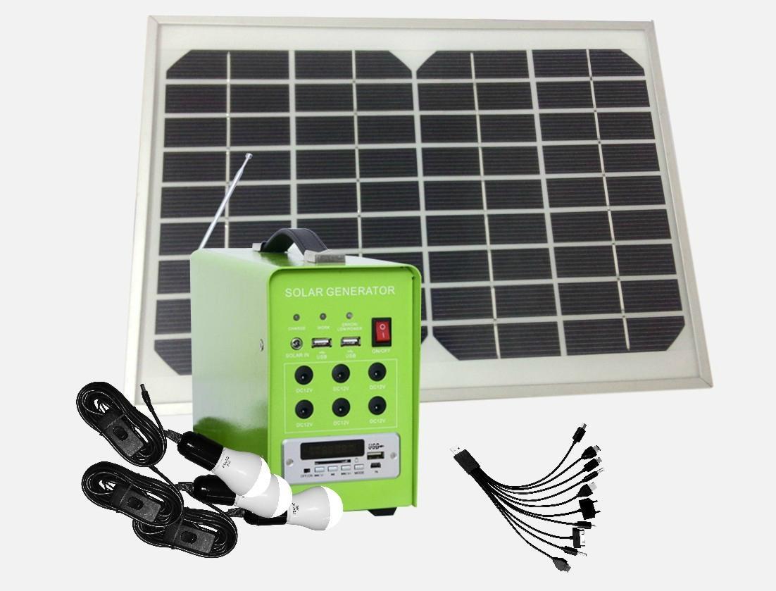 太陽能直流系統 1