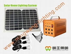 Solar Home Lighting Syst