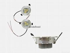 DC12V LED ceiling lamp