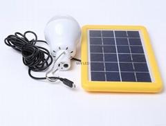 太陽能應急燈