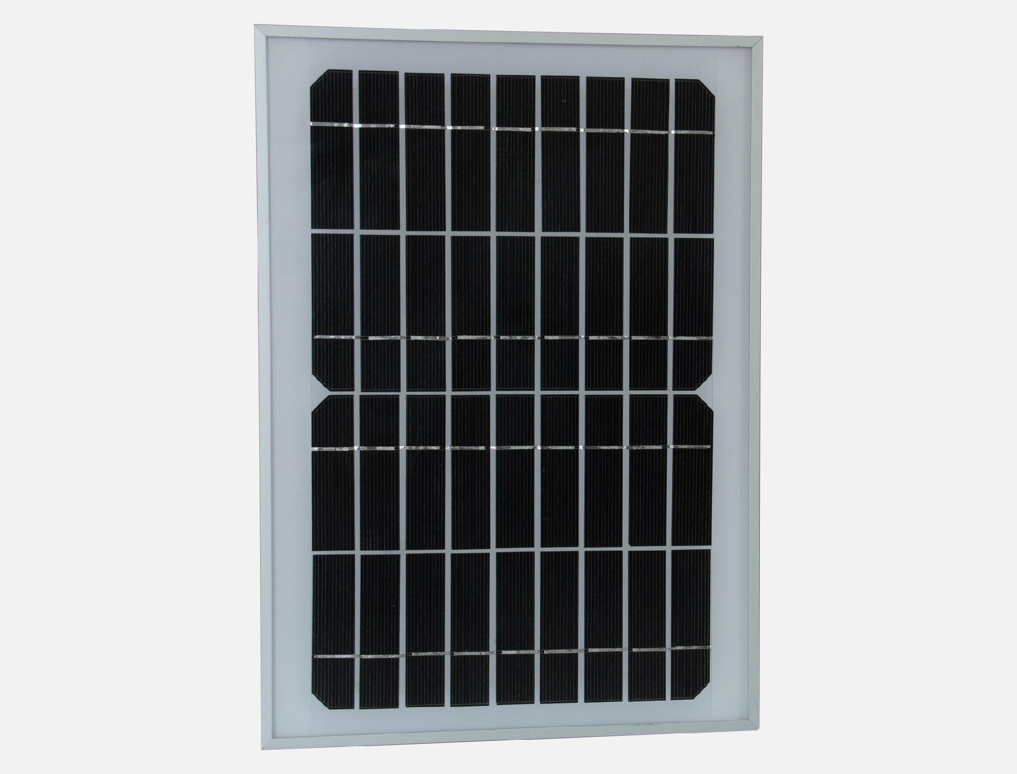 太陽能照明系統 5