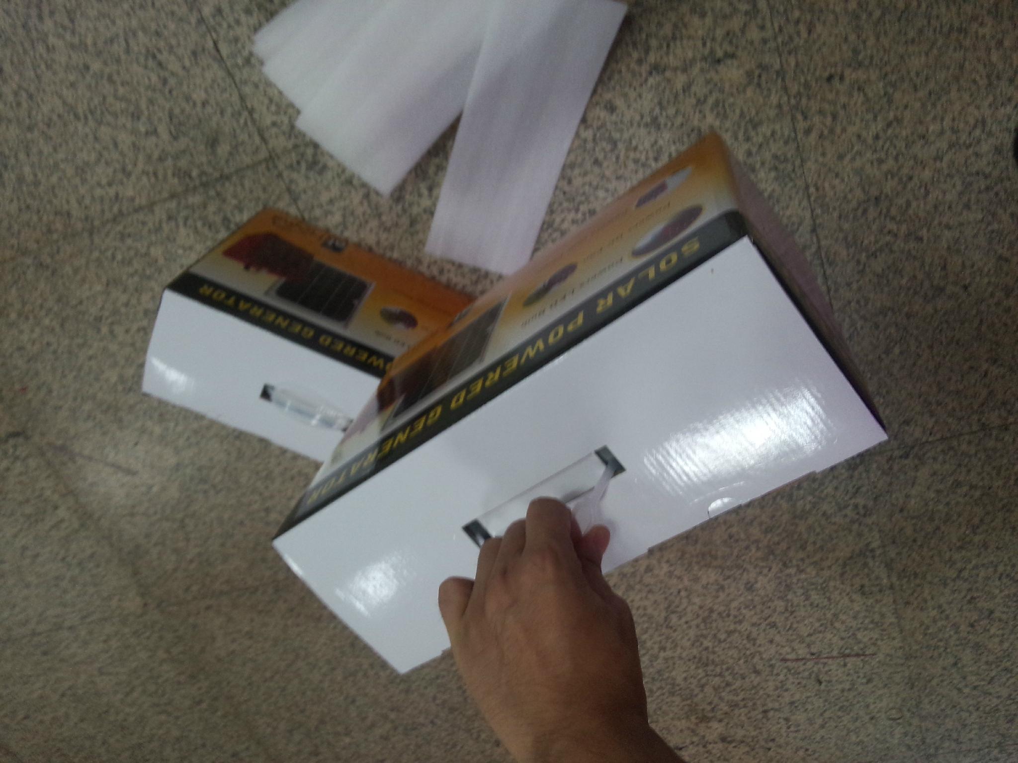 家用太陽能照明系統 10