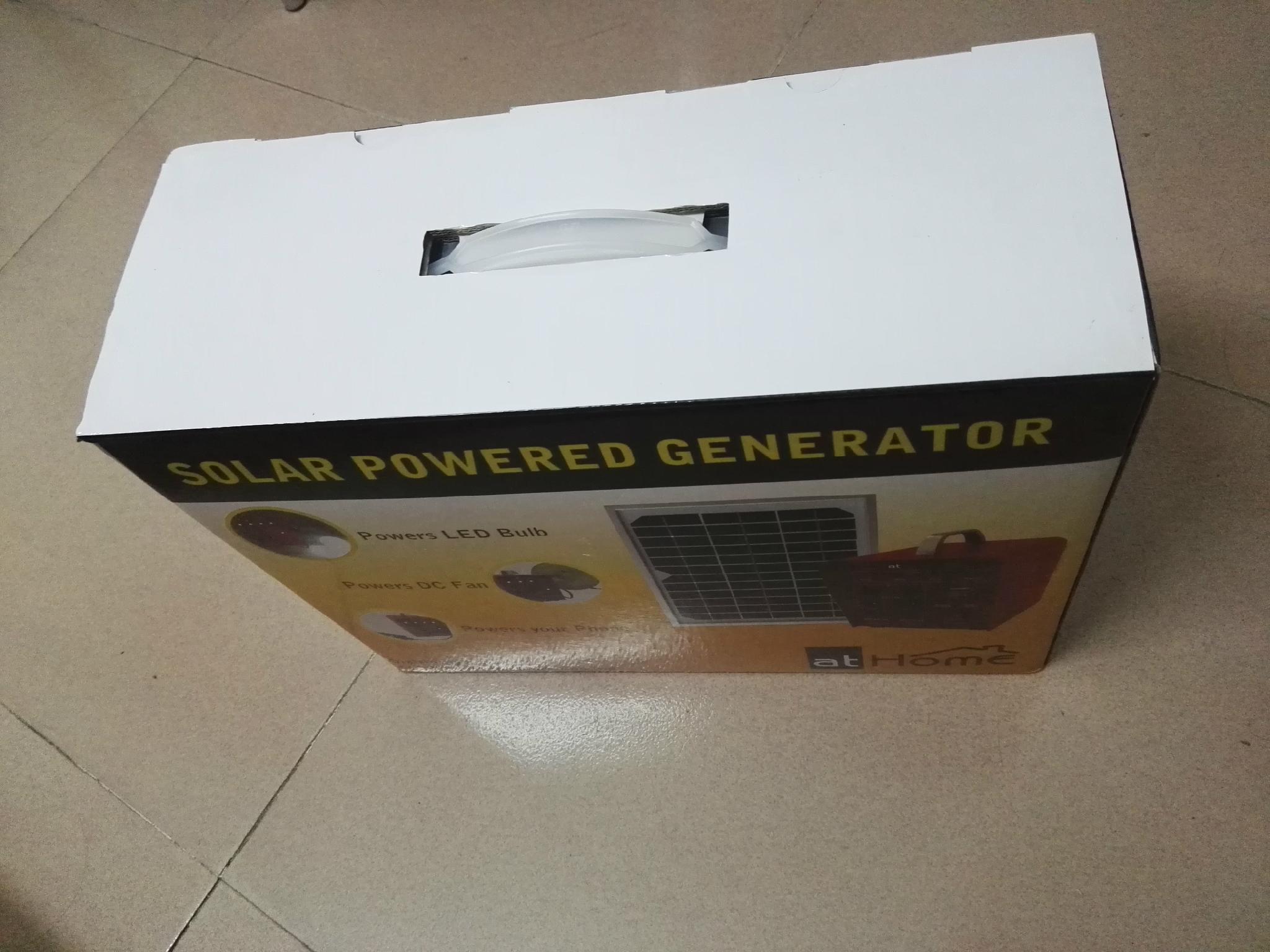 家用太阳能照明系统 14