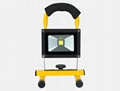 backpack rechargeable flood light