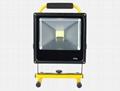 超薄充電式投光燈