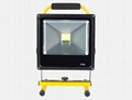 slim rechargeable flood light