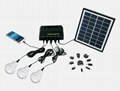 8W Solar Home Lighting Kit - 4 bulbs 2