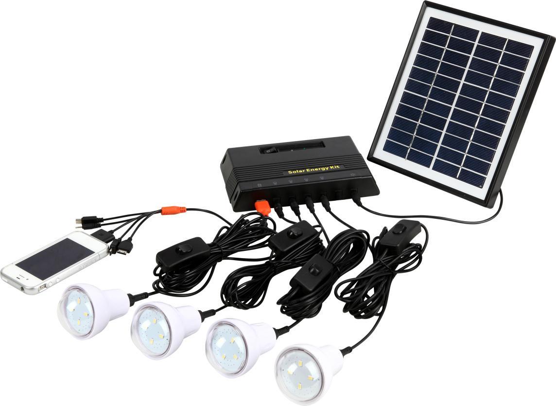 太陽能照明系統 1