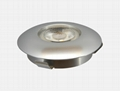 alpha lighting 3w nimi fixed cob led