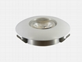 Round Surface Mounted Cabinet 12V 3W