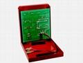 DC12V/4AH Solar Home Lighting system